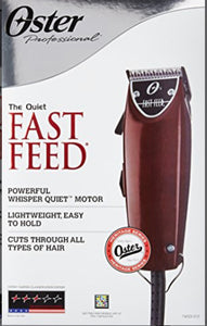 Oster fast feed clippers
