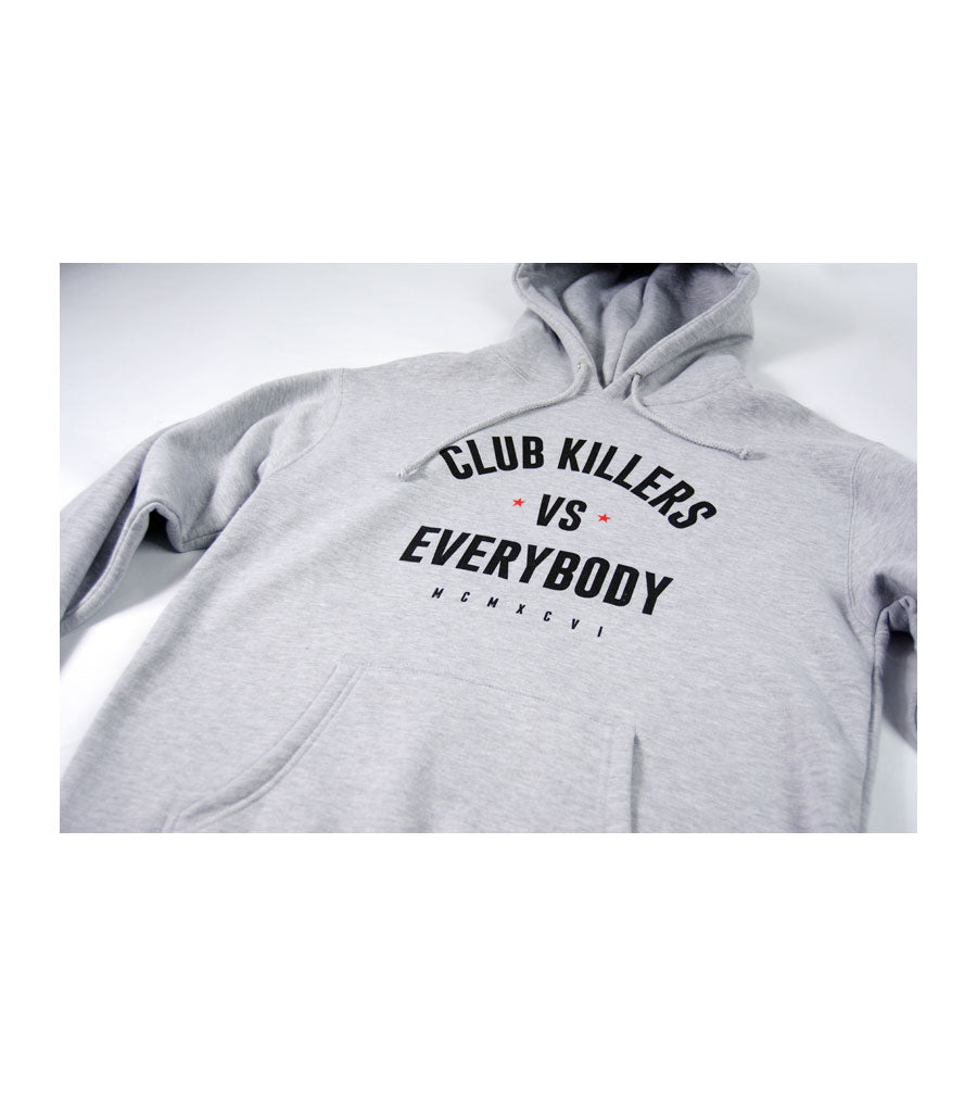 CLUB KILLERS VS EVERYBODY HOODIE