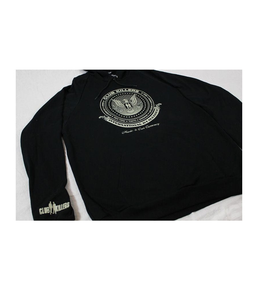 International dj Alliance Hoodie Sweater