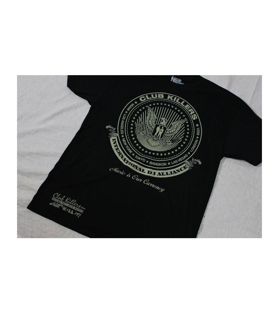 International dj Alliance Tshirt