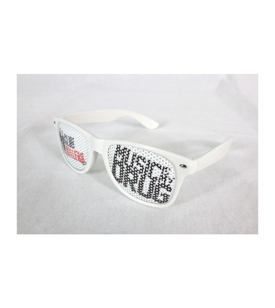 """Music Is My Drug\"" Sunglasses"