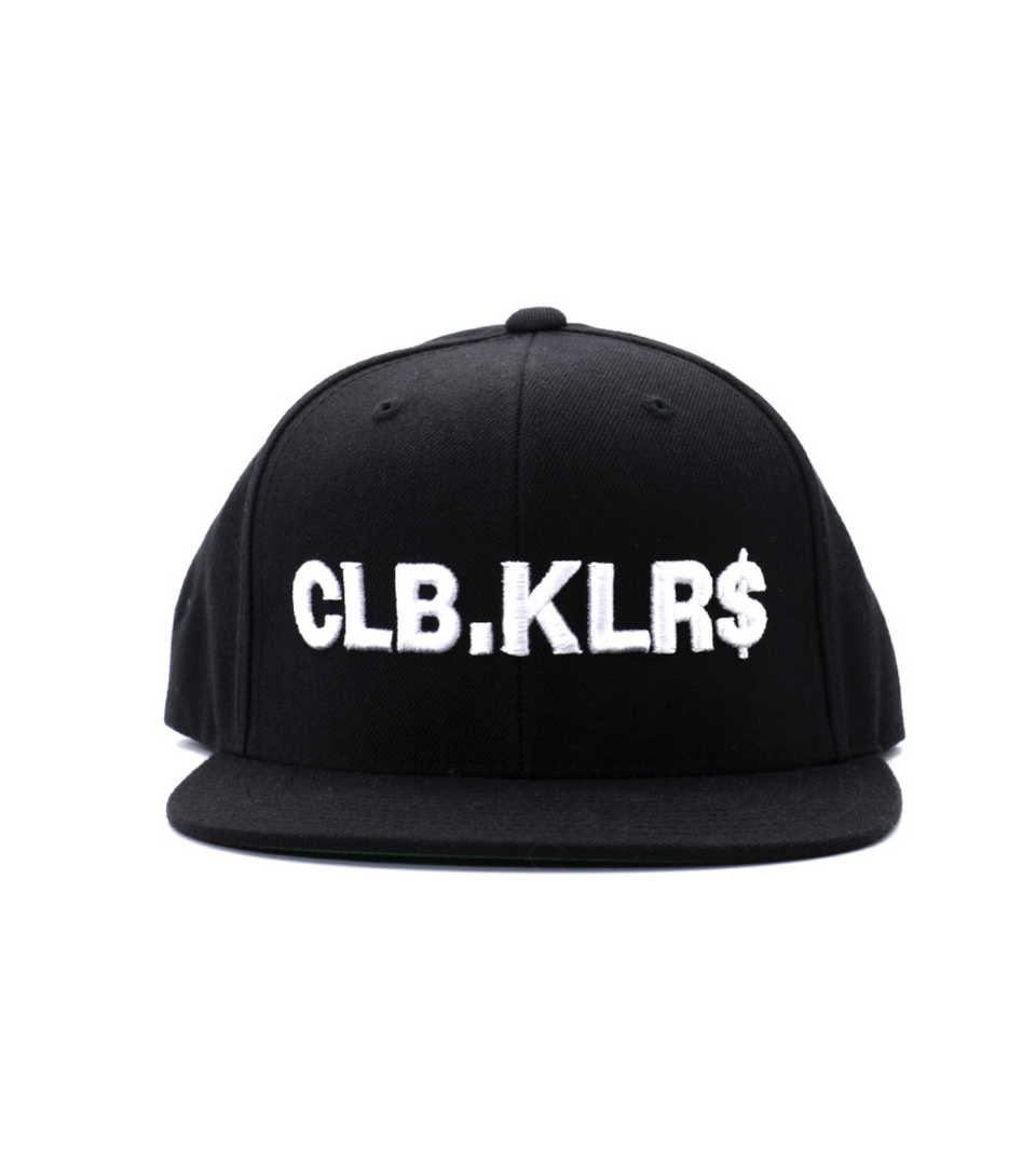 CLBKLRS Snap Back