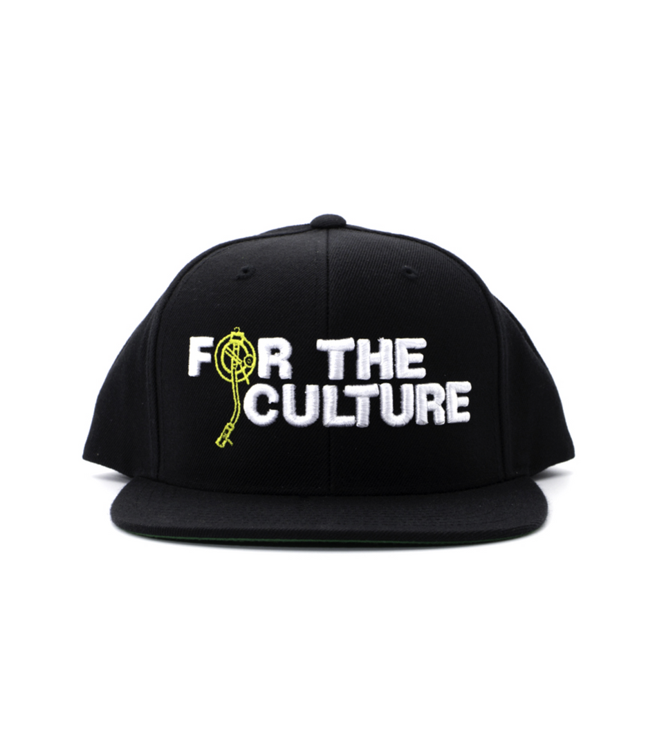 For The Culture Snap Back