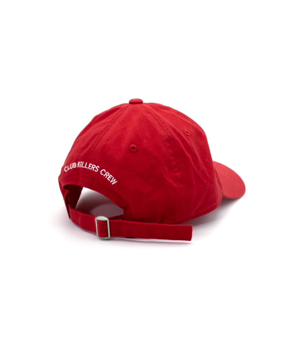 Club Killers Logo Red (Dad Hat)