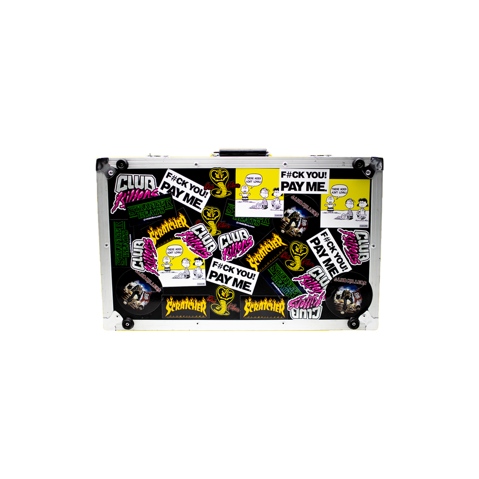 ClubKillers Sticker Slap Pack 2