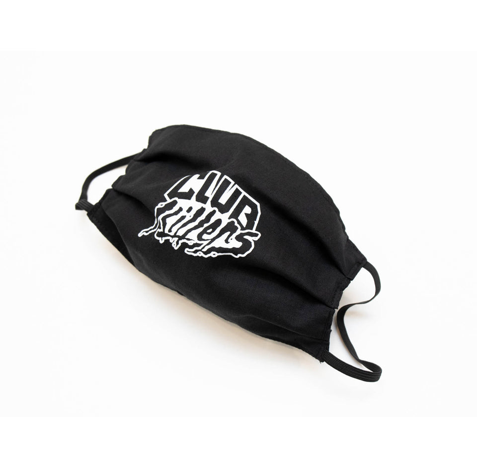 Club Killers XL Face Mask