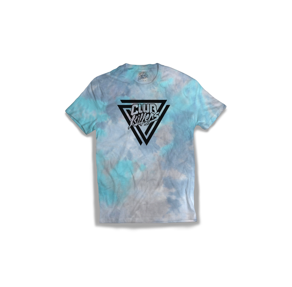 Club Killers Tie Dye (Blue)