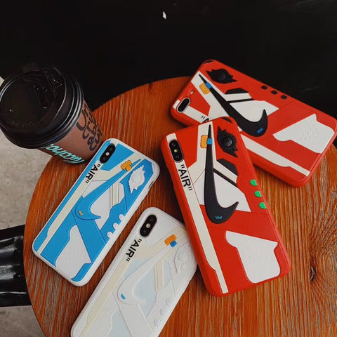 iPhone Case Off-White Jordan 1