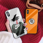Dragon Ball iPhone Case Tempered Glass