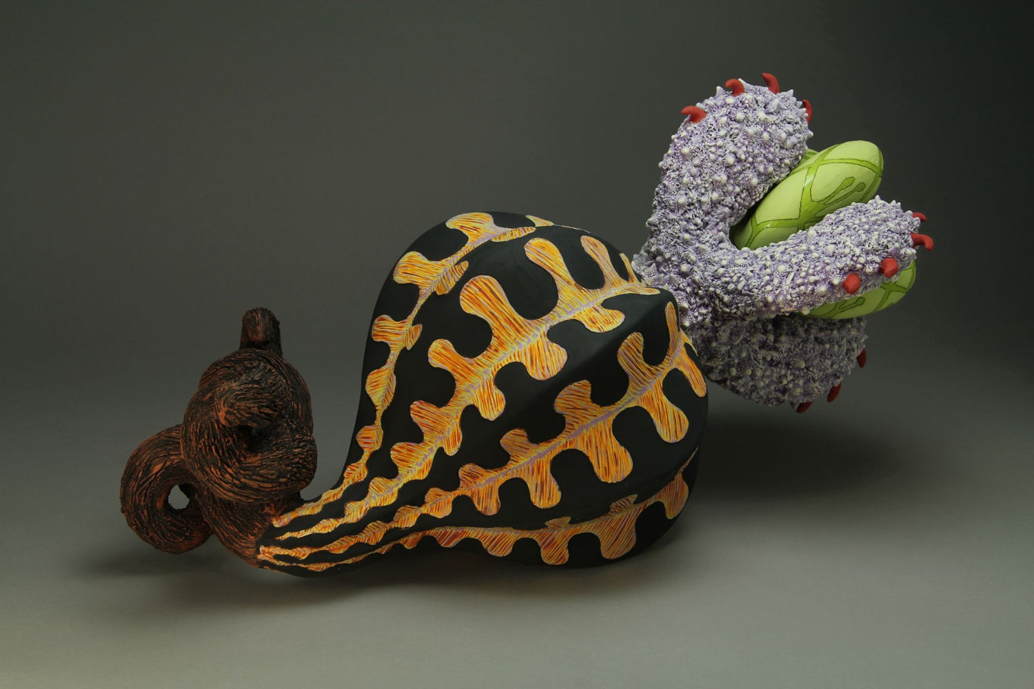 Exuberant Clay: Form & Surface with Carol Gouthro