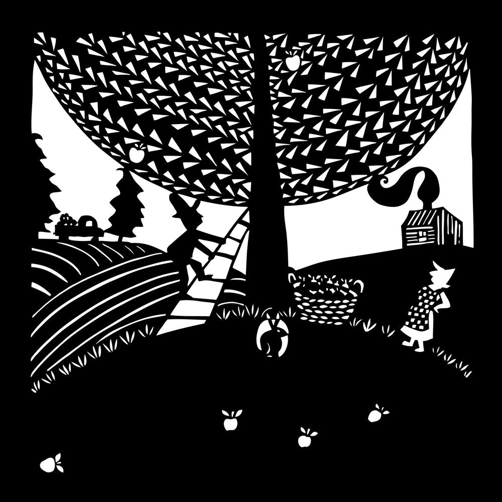 Papercutting with Virginia Flynn