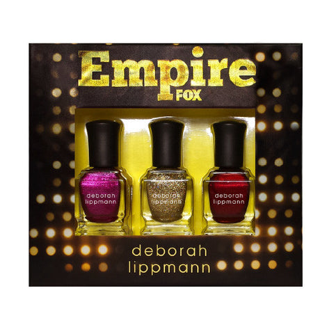 deborah lippmann gift set: EMPIRE COLLECTION