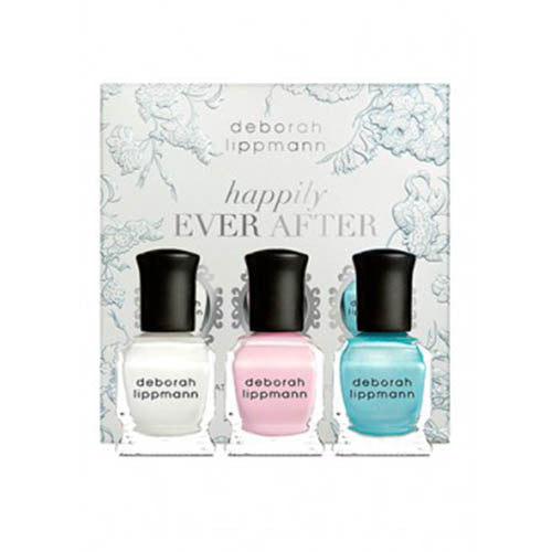 deborah lippmann gift set: HAPPILY EVER AFTER