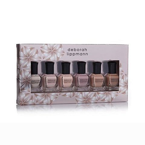 deborah lippmann Undressed Collection: GIFT SET- SHADES OF NUDE