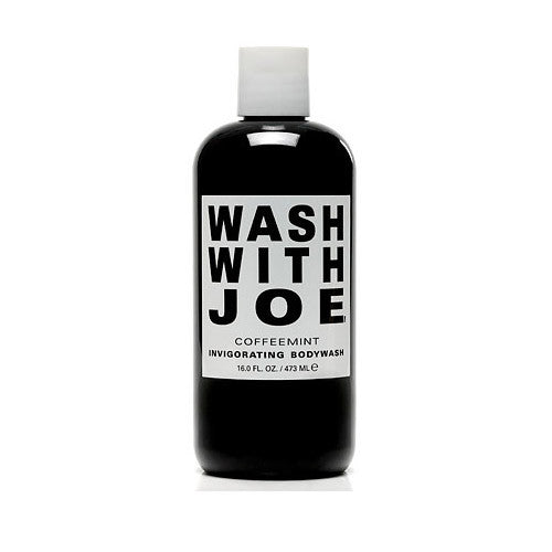 Wash With Joe: Coffeemint Body Wash