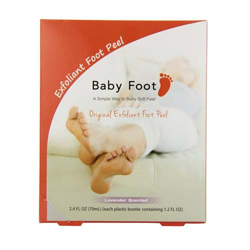 BABY FOOT: Natural Exfoliant for Feet