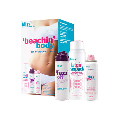 bliss 'beachin' body set