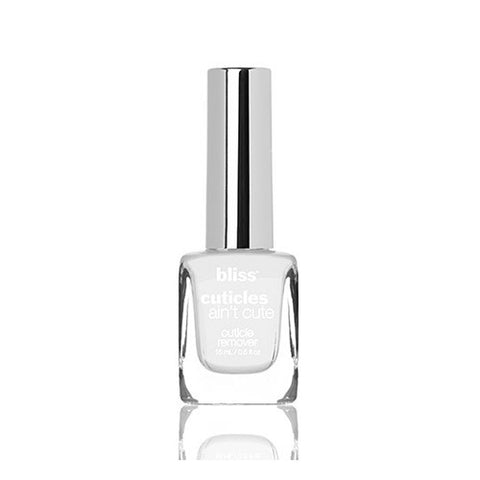 bliss genius nail polish: CUTICLES AIN'T CUTE CUTICLE REMOVER