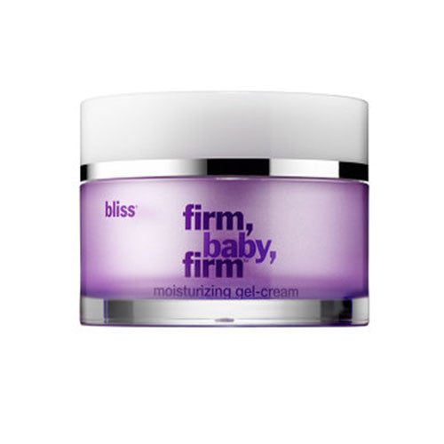 bliss firm, baby, firm moisturizing gel-cream 1.7 oz.
