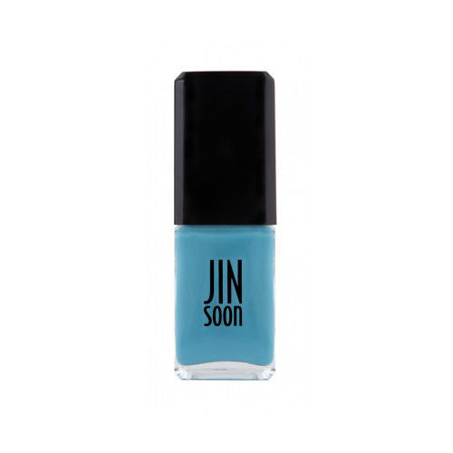JINsoon: POPPY BLUE