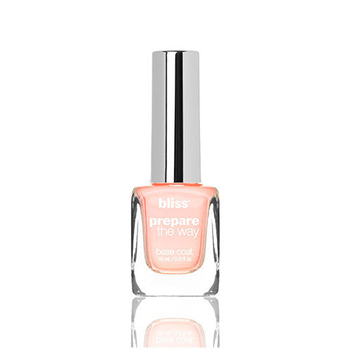 bliss genius nail polish: PREPARE THE WAY BASE COAT