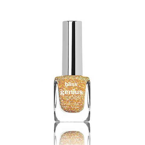 bliss genius nail polish: SHOW YOU A GOLD TIME