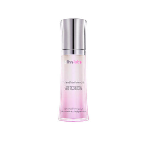 bliss: transluminous pigment correcting serum
