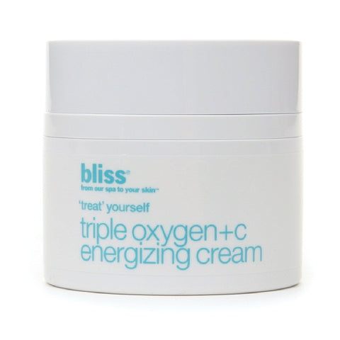 bliss triple oxygen™ + C energizing cream 1.7 oz.