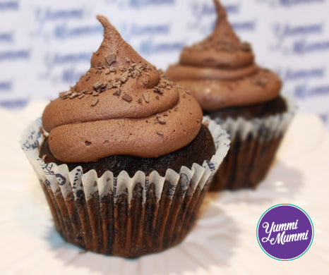 Double Chocolate Cupcake