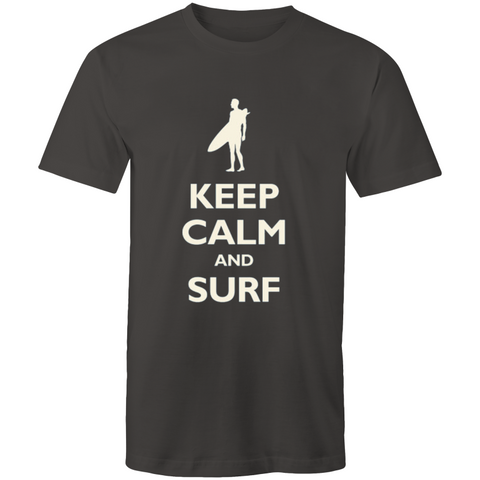 Keep calm Surf - Mens T-Shirt