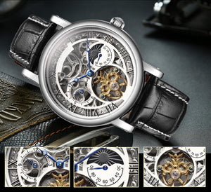Swiss ETA movements: The Co-Axial Tourbillon Watch-Affordable Luxury