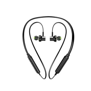 Fuel up Your Workouts with Dual-dynamic-and-balanced-armature-driver Bluetooth Sport Earphones