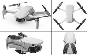 The Latest Ultralight Flycam Drone - Mini But More Creative
