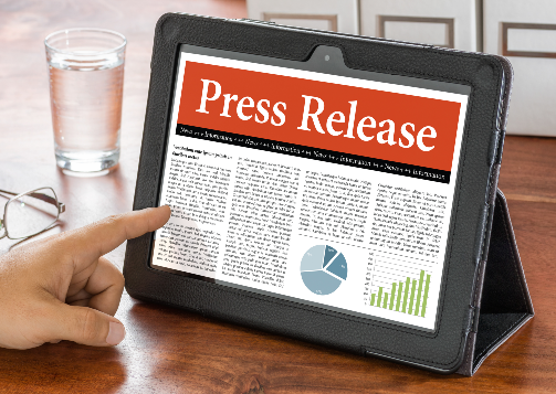 Press release help you build brand awareness