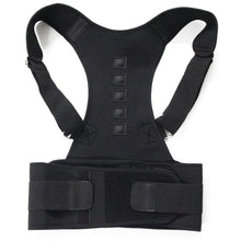 Load image into Gallery viewer, Magnetic Therapy Adjustable Posture Corrector For Body Wellness