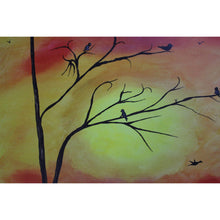 Load image into Gallery viewer, artlyne - Birds on branches - Artwire - Acrylic art