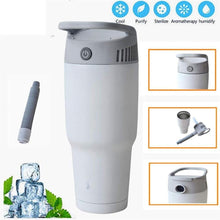 Load image into Gallery viewer, 2 in 1 Outdoor Air Condition Electric Cooling Heating Cup