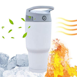 2 in 1 Outdoor Air Condition Electric Cooling Heating Cup