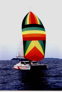 "artlyne - 42 ft Ocean Going Catamaran ""Catiana"" Crowther model 226 - Rudolf Scholz - Crowther 226"