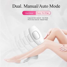 Load image into Gallery viewer, 600000 flash professional permanent IPL epilator laser hair removal electric photo women painless threading hair remover machine