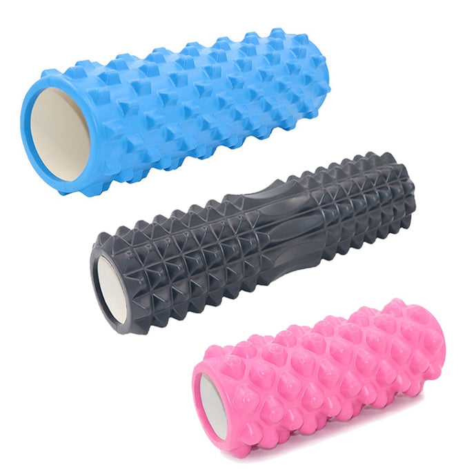 Massage roller for Yoga, Fitness, Training,Sports, Gym, Exercise, Relaxation foam Sport Tool