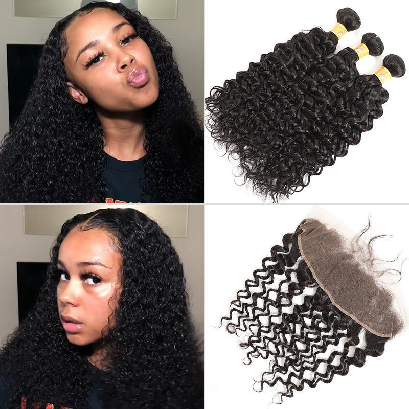 cheap jerry curl hair