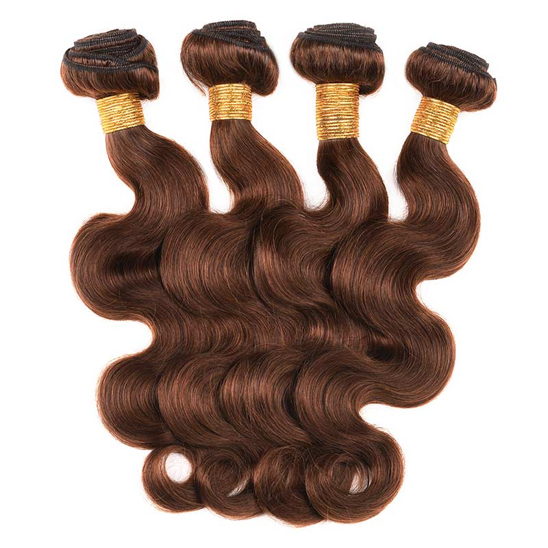 Brazilian Hair Body Wave 4 Bundles