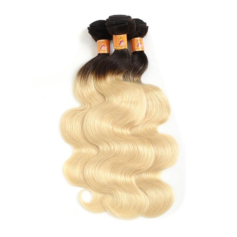 613 Blonde Hair Weave