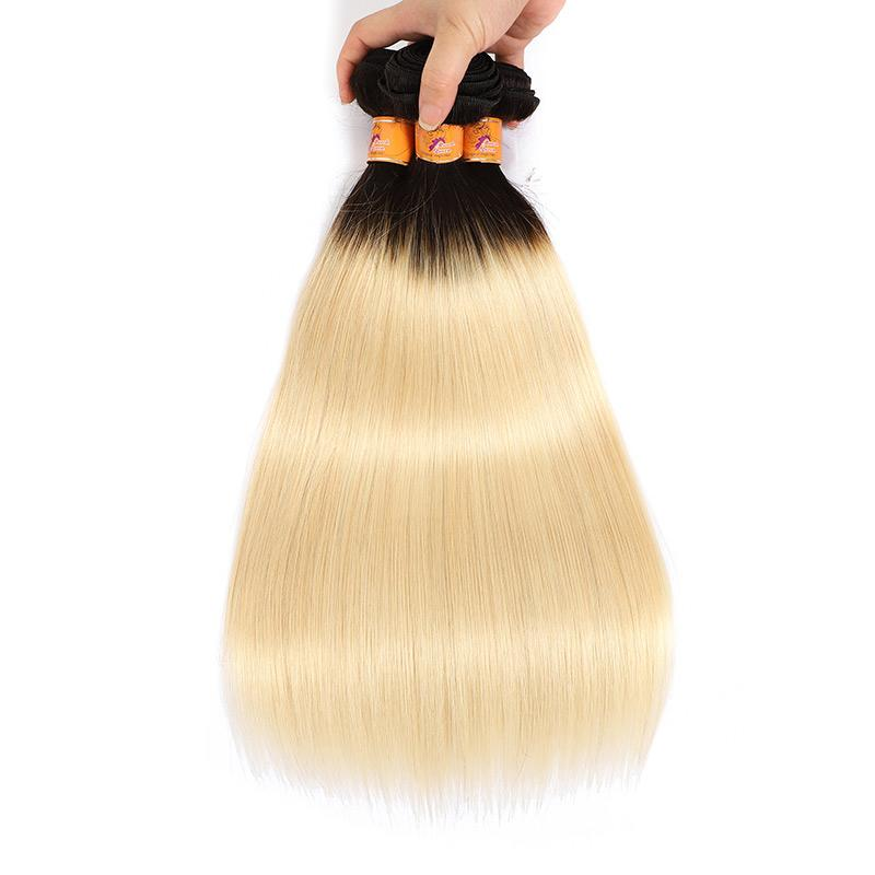 real human hair weft extensions