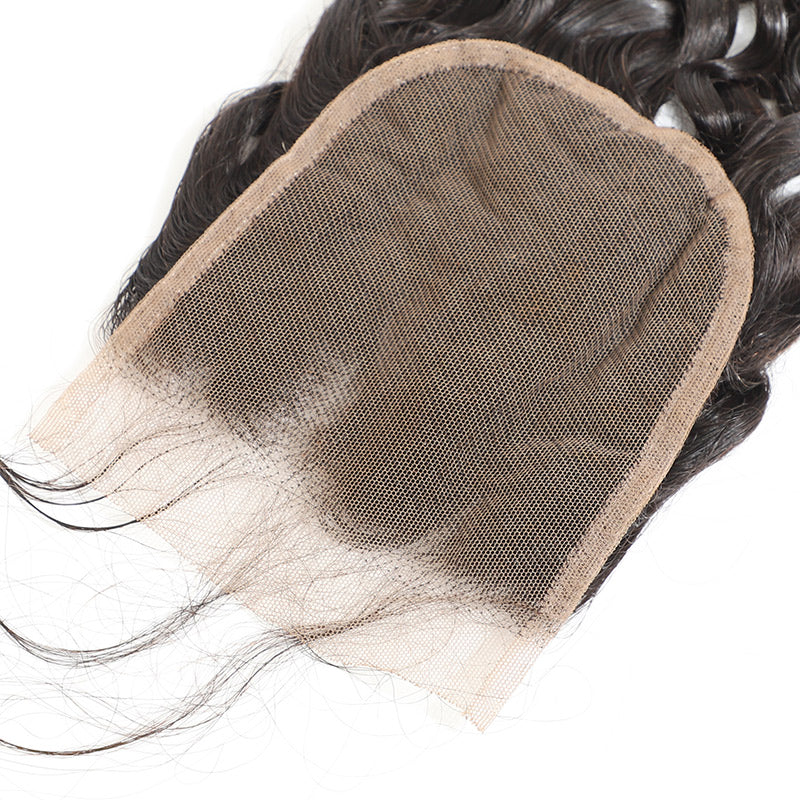 Peruvian Virgin Hair Jerry Curl 3 Bundels With Closure Wholesale Hair