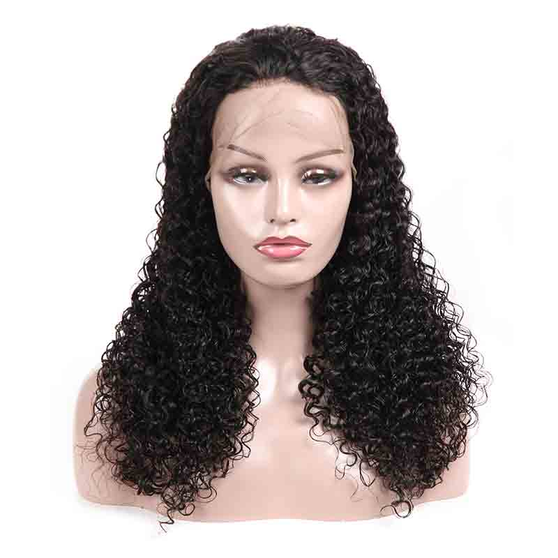 marchqueen curly human hair wig