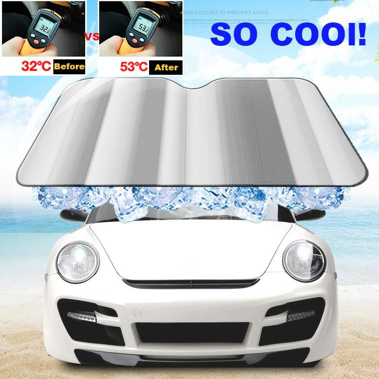 Anti Glare Sun Visor - Blocks UV Radiation