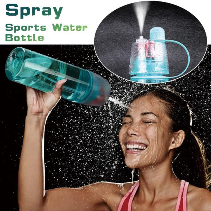 Reusable Sports Spray Bottle (Buy 2 Free Shipping)