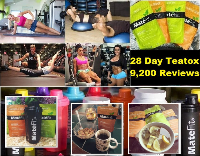 Detox – Teatox Usage And Benefits: Detoxify With The 28 Day Ultimate Detox Cleanse